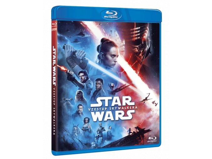 Star Wars: Vzestup Skywalkera (Blu-ray + bonusový disk)