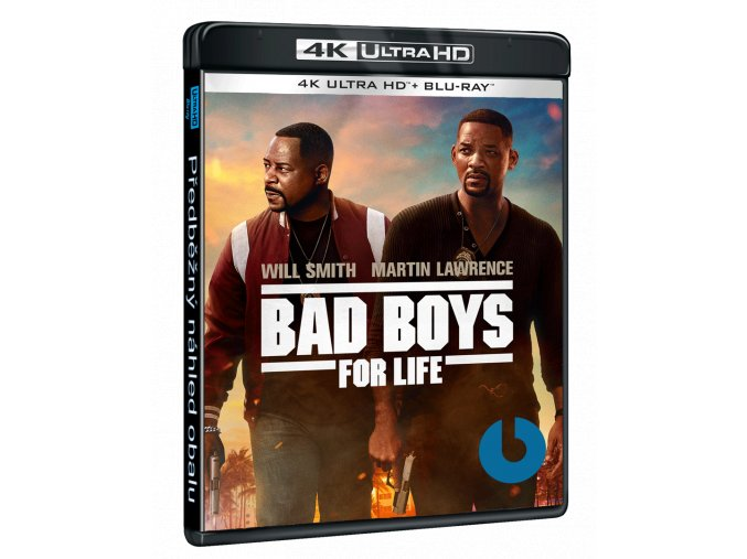 Mizerové navždy (4k Ultra HD Blu-ray + Blu-ray)