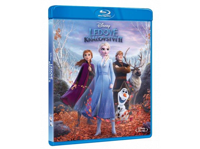 Ledové království 2 (Blu-ray)