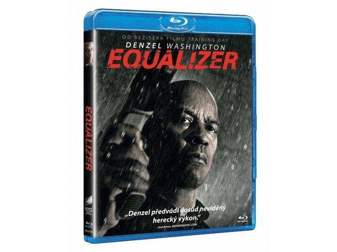 equalizer blu ray
