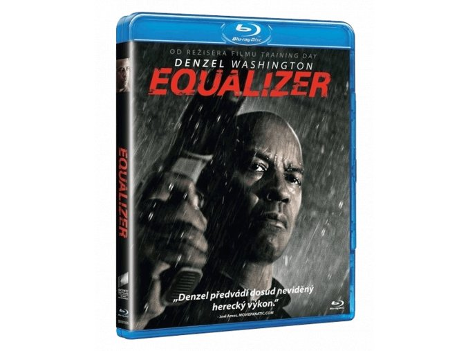 equalizer blu ray