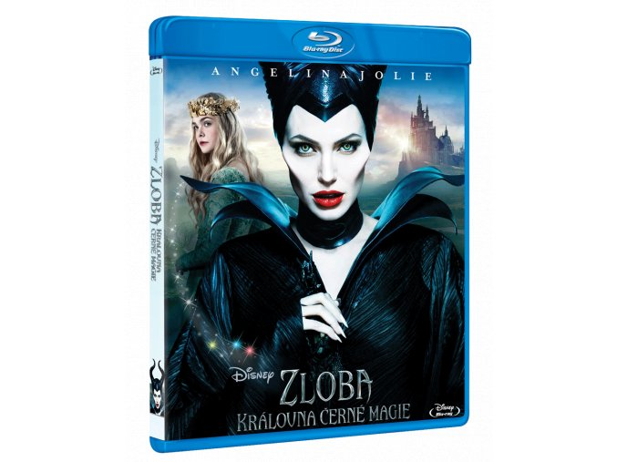Zloba: Královna černé magie (Blu-ray)