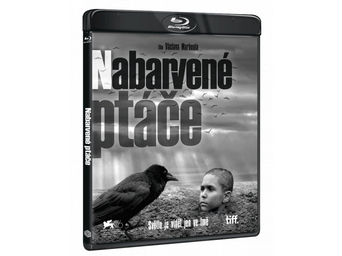 Nabarvené ptáče (Blu-ray)