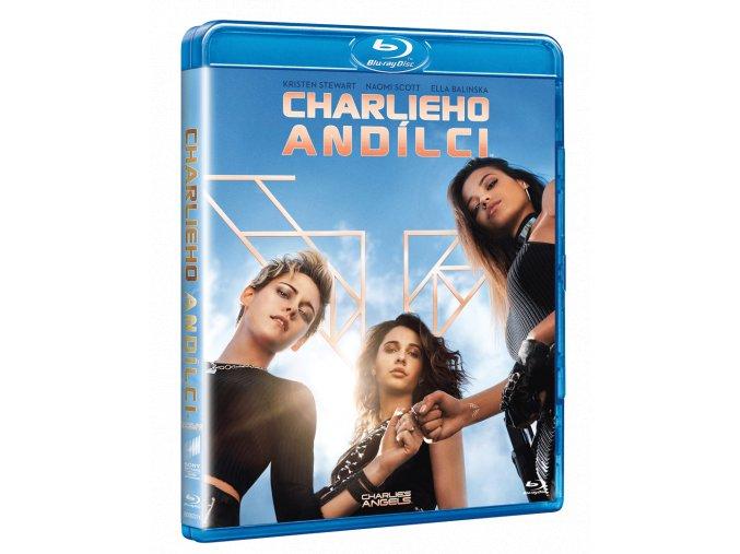 Charlieho andílci (2019, Blu-ray)