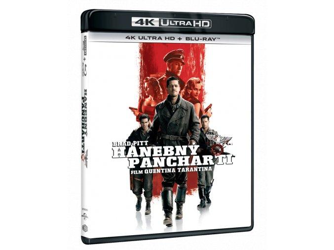Hanebný pancharti (4k Ultra HD Blu-ray + Blu-ray)