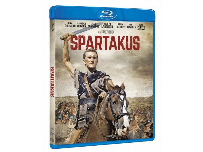 Spartakus (Blu-ray)