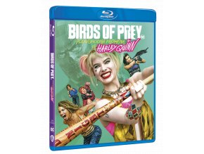 Birds of Prey (Podivuhodná proměna Harley Quinn) (Blu-ray)