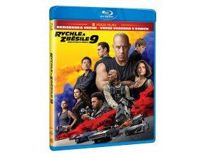 Rychle a zběsile 9 (Blu-ray)