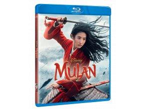 Mulan (2020, Blu-ray)