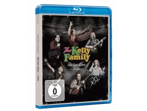 The Kelly Family: We Got Love (Live From Westfalenhalle, Dortmund, Blu-ray)