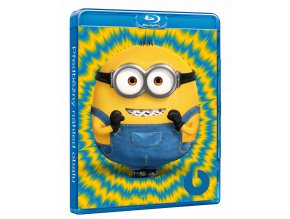 Mimoni 2: Padouch přichází (Blu-ray 3D + Blu-ray 2D)