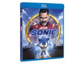 Ježek Sonic (Blu-ray)