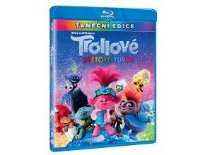 Trollové: Světové turné (Blu-ray)