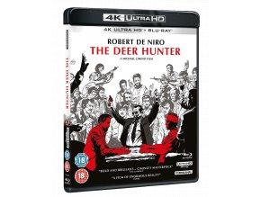 Lovec jelenů (Bez CZ, 4k Ultra HD Blu-ray + 2x Blu-ray)