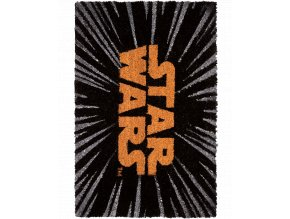 Rohožka Star Wars: Logo (60 x 40 cm)