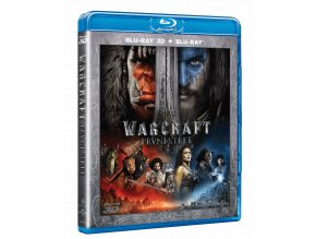 warcraft blu ray 3d amaray