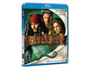 Piráti z Karibiku 2: Truhla mrtvého muže (Blu-ray)