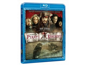Piráti z Karibiku 3: Na konci světa (Blu-ray)