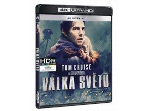 Válka světů (4k Ultra HD Blu-ray)