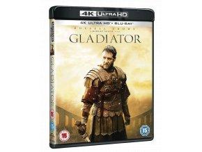 Gladiátor (4k Ultra HD Blu-ray + Blu-ray)