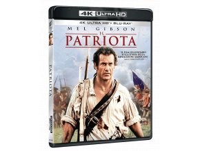 Patriot (4k Ultra HD Blu-ray + Blu-ray)
