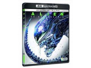 Vetřelec (4k Ultra HD Blu-ray + Blu-ray, CZ pouze na UHD)