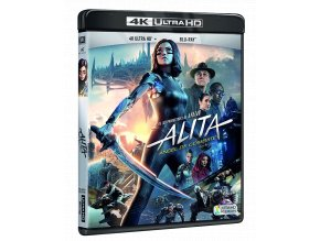 alita 4k ultra hd blu ray fr