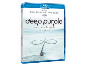 Deep Purple: From Here to Infinite (Blu-ray)