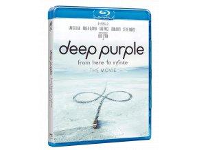 Deep Purple: From Here to Infinite (Blu-ray)