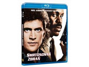 Smrtonosná zbraň (Blu-ray)