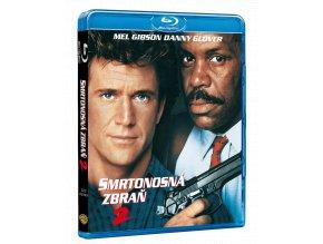 Smrtonosná zbraň 2 (Blu-ray)