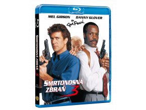 Smrtonosná zbraň 3 (Blu-ray)