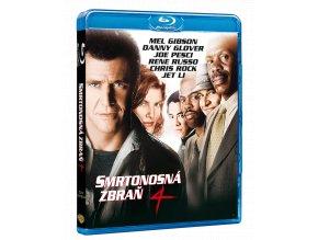 Smrtonosná zbraň 4 (Blu-ray)