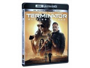 Terminátor: Temný osud (4k Ultra HD Blu-ray + Blu-ray, CZ pouze na UHD)
