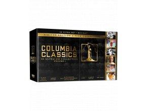 Columbia Classics 4k UHD kolekce: Lawrence z Arábie, Jerry Maquire, Dr Divnoláska, Gándhí, Pan Smith přichází, Velké vítězství