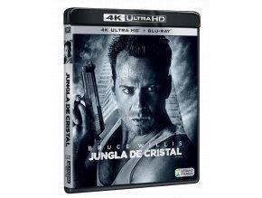 Smrtonosná past (4k Ultra HD Blu-ray + Blu-ray, CZ pouze na UHD)