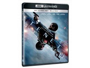 Tenet (4k Ultra HD Blu-ray + Blu-ray)