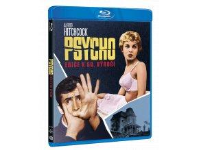 Psycho (Blu-ray, 60. výročí)