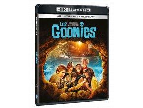 Goonies (4k Ultra HD Blu-ray + Blu-ray, CZ pouze na UHD)