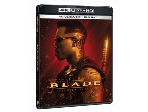 Blade (4k Ultra HD Blu-ray + Blu-ray)