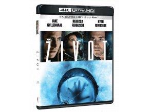 Život (4k Ultra HD Blu-ray + Blu-ray, CZ dabing a titulky pouze na UHD)