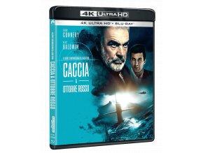 Hon na ponorku (4k Ultra HD Blu-ray + Blu-ray, CZ a SK titulky pouze na UHD)