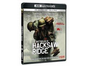 Hacksaw Ridge: Zrození hrdiny (4k Ultra HD Blu-ray + Blu-ray, Bez CZ)