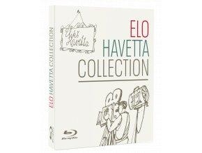Elo Havetta Collection (Blu-ray kolekce - Slávnosť v botanickej záhrade, Ľalie Poľné)