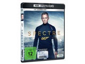 Spectre (4k Ultra HD Blu-ray + Blu-ray, CZ pouze na UHD)