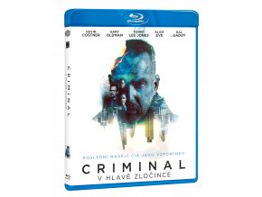 criminal v hlave zlocince blu ray