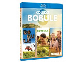 Bobule 1-3 (Blu-ray kolekce všech tří filmů, 2x BD)
