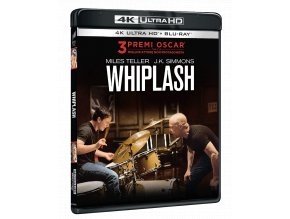 Whiplash (4k Ultra HD Blu-ray + Blu-ray)