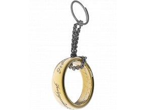 Klíčenka Pán prstenů: Prsten moci (3cm)