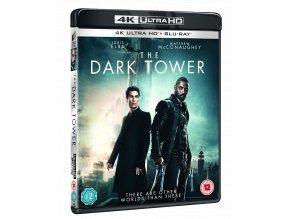 Temná věž (4k Ultra HD Blu-ray + Blu-ray, CZ pouze na UHD)